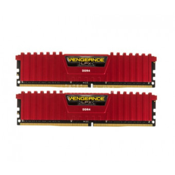 Модуль памяти CORSAIR Vengeance LPX CMK32GX4M2A2666C16R DDR4