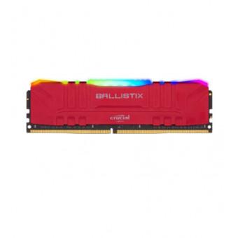 Модуль памяти CRUCIAL Ballistix RGB BL8G32C16U4RL DDR4 8 Гб по интересной цене