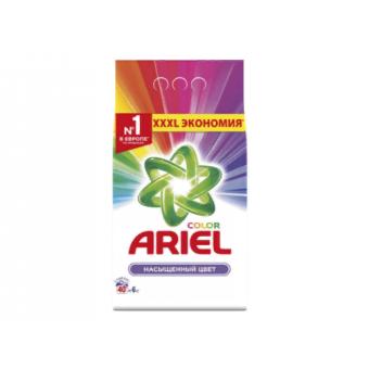 Стиральный порошок ARIEL Color, автомат, 6кг по классной цене
