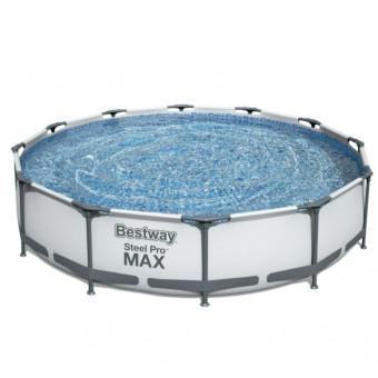 Приятный ценник на бассейн Bestway Steel Pro MAX 56416/56062