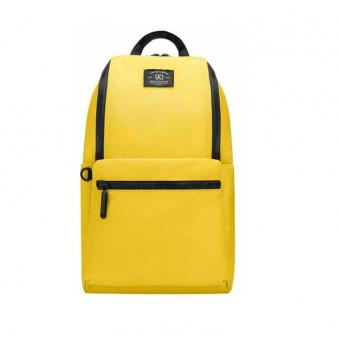 Прикольный желтый рюкзак Xiaomi 90 Points Pro Leisure Travel Backpack 18 л