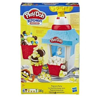 Масса для лепки Play-Doh попкорн-вечеринка по самой низкой цене