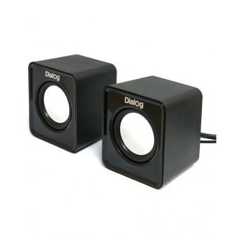 Компьютерная акустика Dialog AC-02UP по низкой цене
