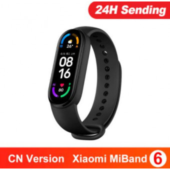 Спортивный браслет Xiaomi Mi Band 6 по лучшей цене