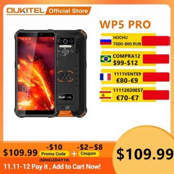 Смартфон OUKITEL WP5 Pro на распродаже Aliexpress по скидке