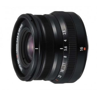 Объектив Fujifilm XF16mm f/2.8 R WR по выгодной цене