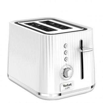 Отличный тостер Tefal TT761138 с элегантным дизайном и по промокоду