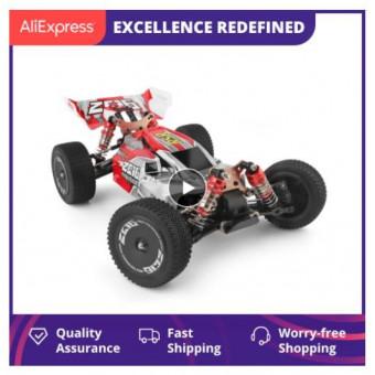 Радиоуправляемая машина Wltoys 144001 4WD 60км/ч с хорошей скидкой