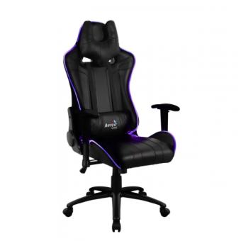 Игровое компьютерное кресло AeroCool AC120 AIR с RGB подсветкой по лучшей цене