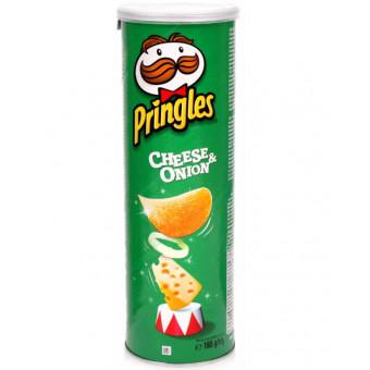Чипсы Pringles при покупке 3 штук по сниженным ценам