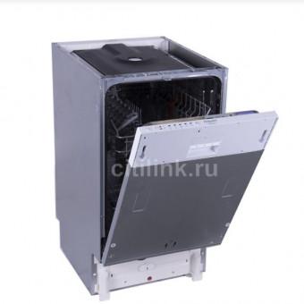 Отличная узкая посудомоечная машина HOTPOINT-ARISTON BDH20 1B53 по акции