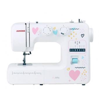 Швейная машина JANOME JQ 2515S по крутой цене
