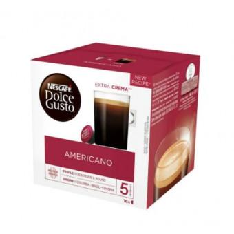 Кофе Nescafe Dolce Gusto Americano в капсулах по лучшей цене
