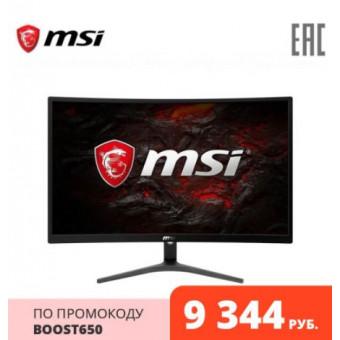 Изогнутый игровой монитор MSI Optix G241VC 23.6