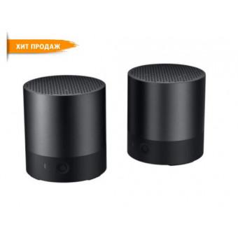 Портативная акустическая система Huawei Mini Speaker dual (пара) по крутой цене