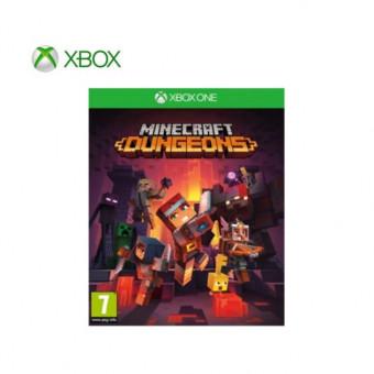 Игра Minecraft Dungeons для Xbox ONE на AliExpress Tmall по отличной цене