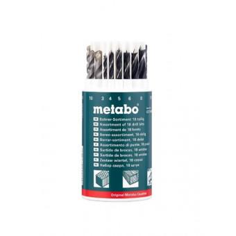 Набор свёрл Metabo 627190000 по приятной цене