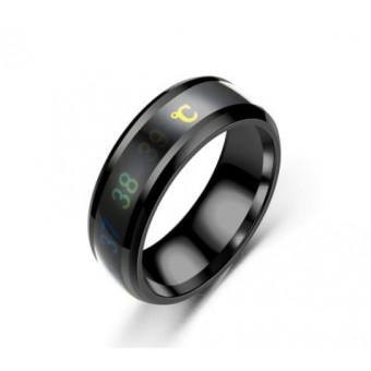 Прикольное умное кольцо с датчиком температуры