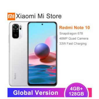 Глобальная версия Xiaomi Redmi Note 10 4/128GB на AliExpress по скидке