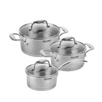 Набор посуды RONDELL Glisset RD-1093 6 предметов по приятной цене