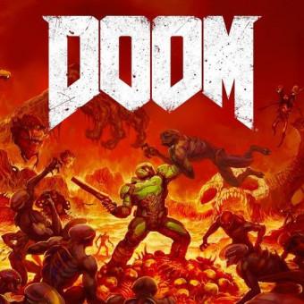 Адская игра DOOM со скидкой на PS4