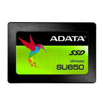 Твердотельный накопитель SSD ADATA Ultimate SU650 120Gb по интересной цене