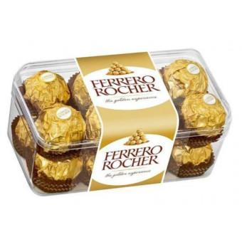 Наборы конфет Ferrero Rocher и Raffaello по самым выгодным ценам