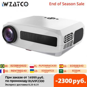 FullHD-проектор WZATCO C3 по отличной стоимости
