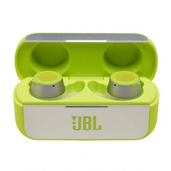 Спортивные наушники Bluetooth JBL Reflect Flow Green по приятной цене
