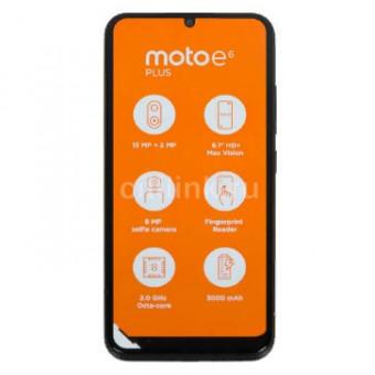 Смартфон MOTOROLA E6 plus 32Gb