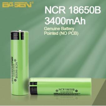 Литиевый аккумулятор 18650 Basen