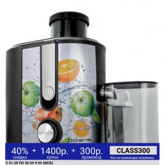 Соковыжималка Polaris PEA 0829 Fruit Fusion по самой низкой цене