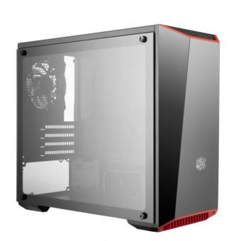 Компьютерный корпус Cooler Master MasterBox Lite 3.1 TG по классной цене на Яндекс.Маркет