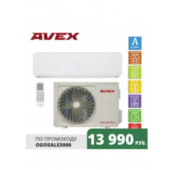 Сплит-система AVEX AC 09 QUB по приятной цене