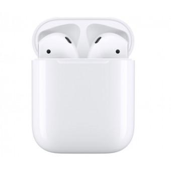Наушники Apple AirPods в зарядном футляре MV7N2RU/A (белый) по супер цене