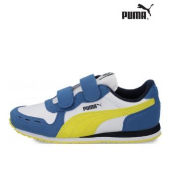 Кроссовки для мальчиков Puma Cabana Racer Sl V Ps по отличной цене
