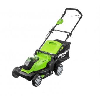 Газонокосилка greenworks 2504707 G40LM40 (G40LM41) по самой низкой цене
