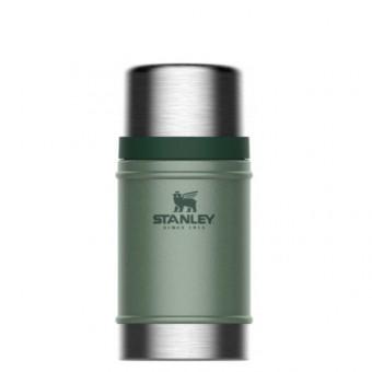 Термос STANLEY The Legendary Classic Food Jar зелёный и по скидке