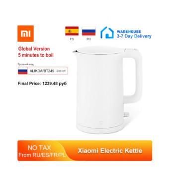 На AliExpress электрический чайник Xiaomi Mijia по выгодной цене