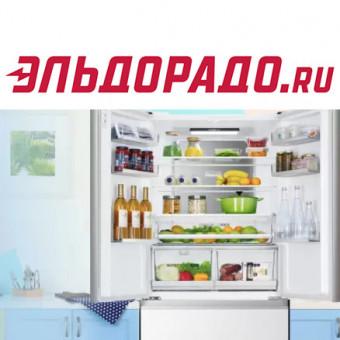 В Эльдорадо скидка 15% по промокоду на холодильники Haier