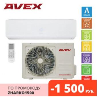 Сплит-система AVEX AC 07 QUB A по классной цене