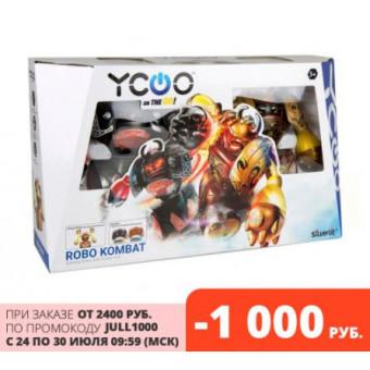 Боевые роботы YCOO Робокомбат Викинги по крутой цене