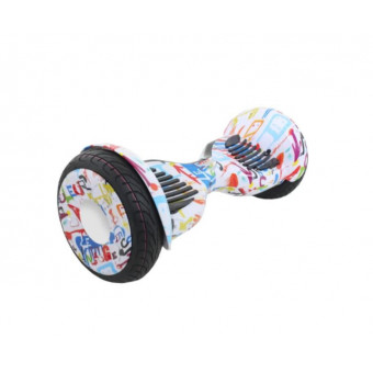 Гироскутер HOVERBOT C-2 LIGHT white multicolor за полцены