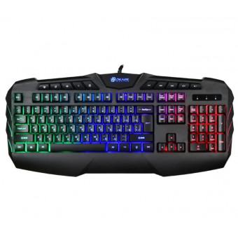 Игровая клавиатура OKLICK 777G PSYCHO Black USB по отличной цене
