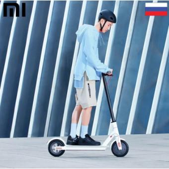 Электросамокат Xiaomi Mi Electric Scooter 1S со скидкой из РФ