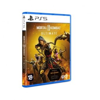 Популярная игра для PlayStation 5 Mortal Kombat 11 Ultimate