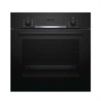 Чёрный духовой шкаф Bosch HBF534EB0R по низкой цене