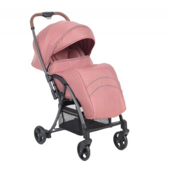 Прогулочная коляска Corol S-6 розовая по лучшей цене