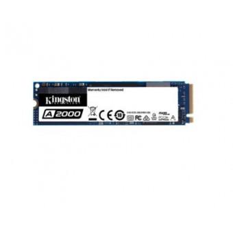 Твердотельный накопитель SSD Kingston A2000 SA2000M8/250Gb со скидкой по промокоду