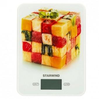 Кухонные весы STARWIND без наворотов по лучшей цене